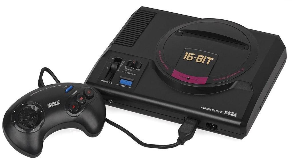 Confirmada Sega Mega Drive Mini