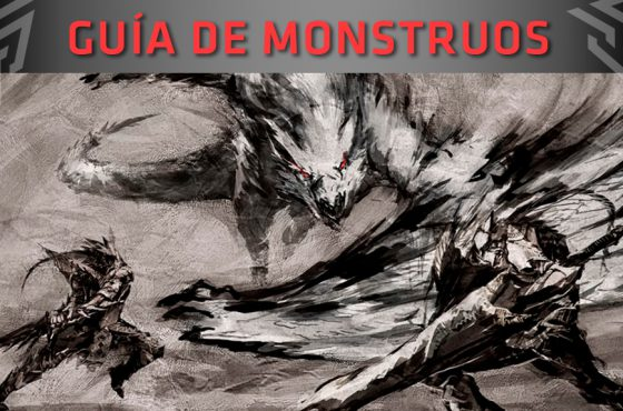 GUÍA DE MONSTRUOS: Monster Hunter World Wyverns terrestres