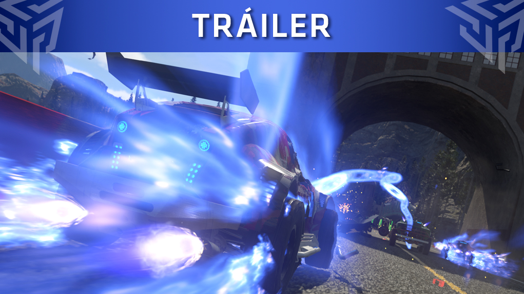 nuevo trailer Onrush