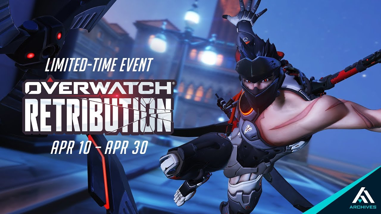 Retribution Overwatch Archives