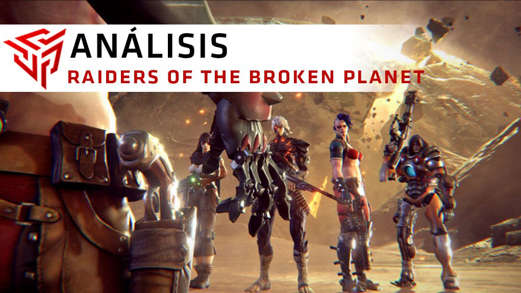 Análisis Raiders of the Broken Planet