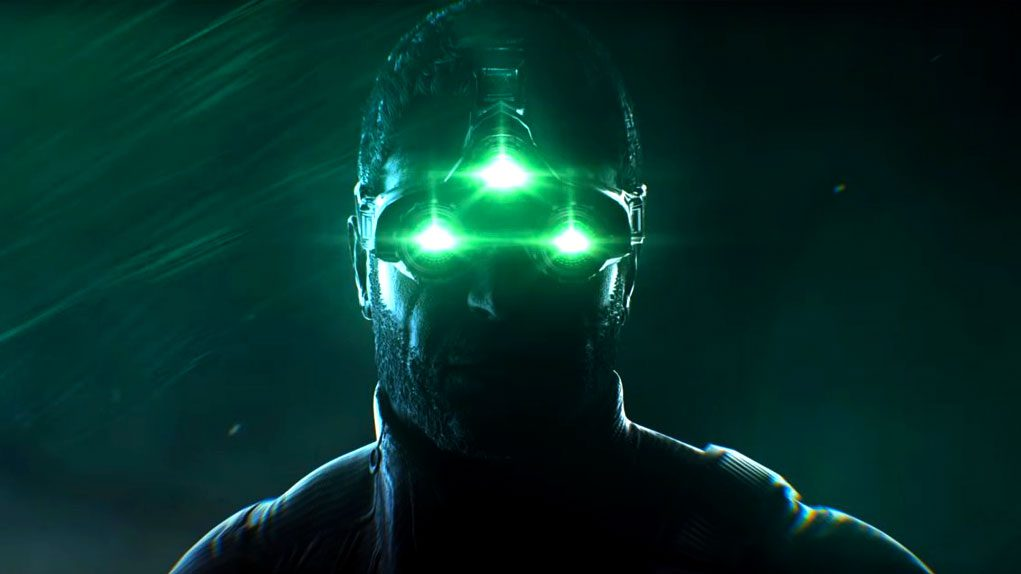 Splinter Cell Ghost Recon Wildlands