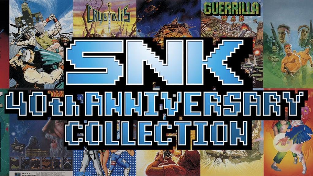 SNK Nintendo switch