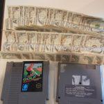 droga cartuchos NES