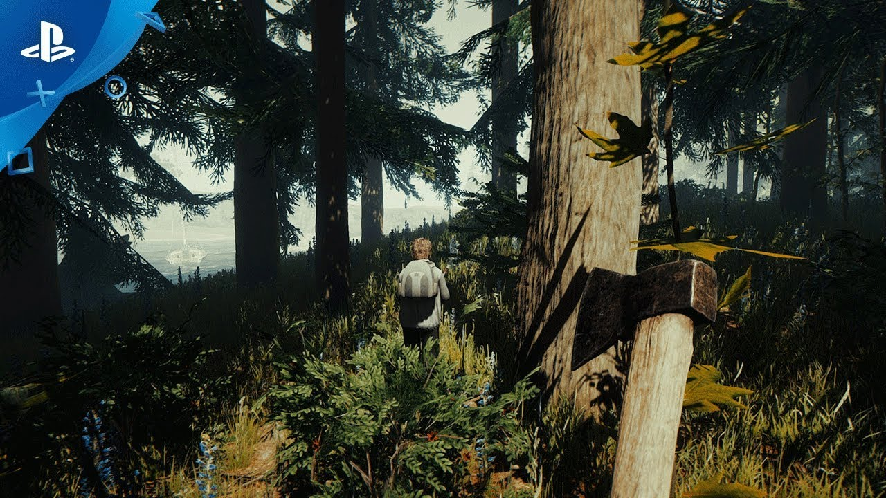 the forest early access