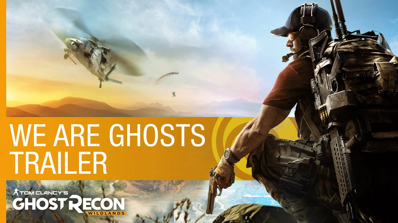 Ghost Recon Wildlands Gratis