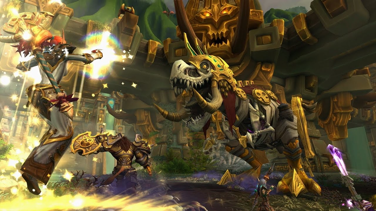 fecha salida battle for azeroth