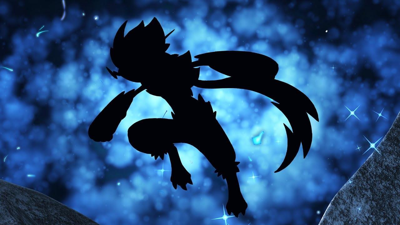 Pokemon Legendario Zeraora