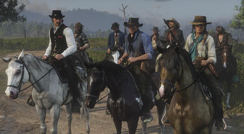 nuevas imagenes Red Dead Redemption 2 edicion especial