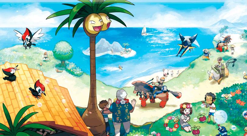 Pokémon GO Alola