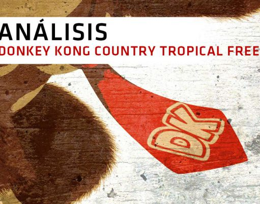 analisis donkey kong tropical freeze
