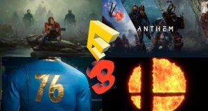 Juegos Confirmados E3 2018