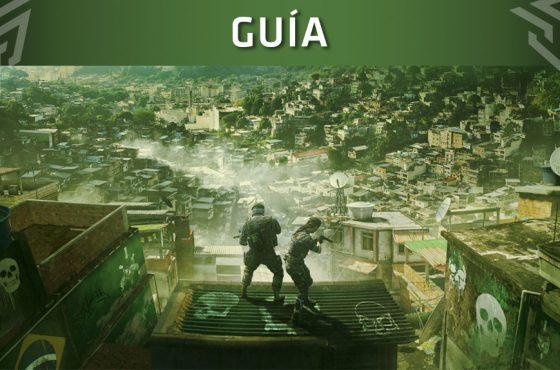 Guía de Rainbow Six Siege: Operadores del BOPE, Operation Skull Rain