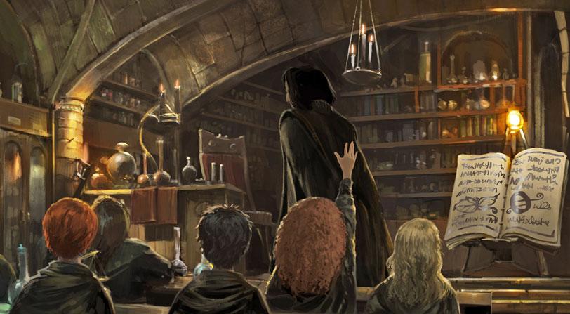 Cuarto Año Hogwarts Mystery