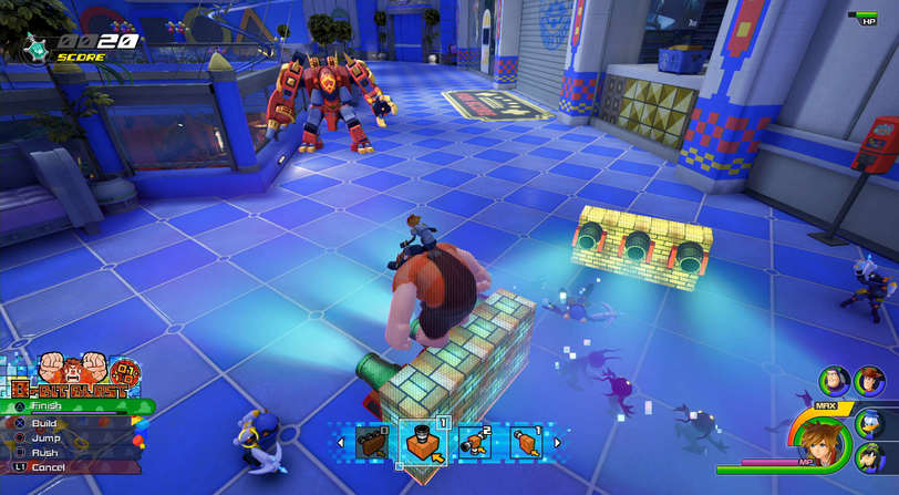 Nuevos Detalles Kingdom Hearts III