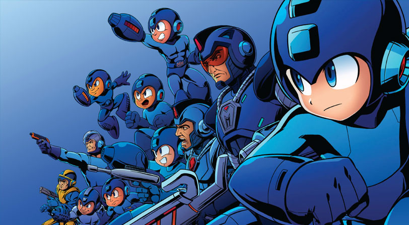 Trailer Mega Man 11