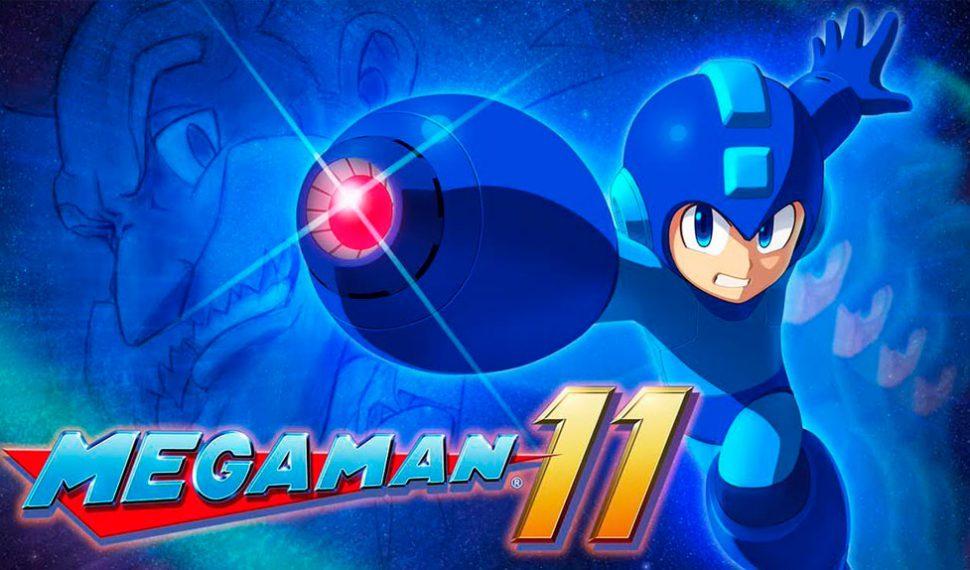 Capcom enseña un nuevo tráiler de Mega Man 11
