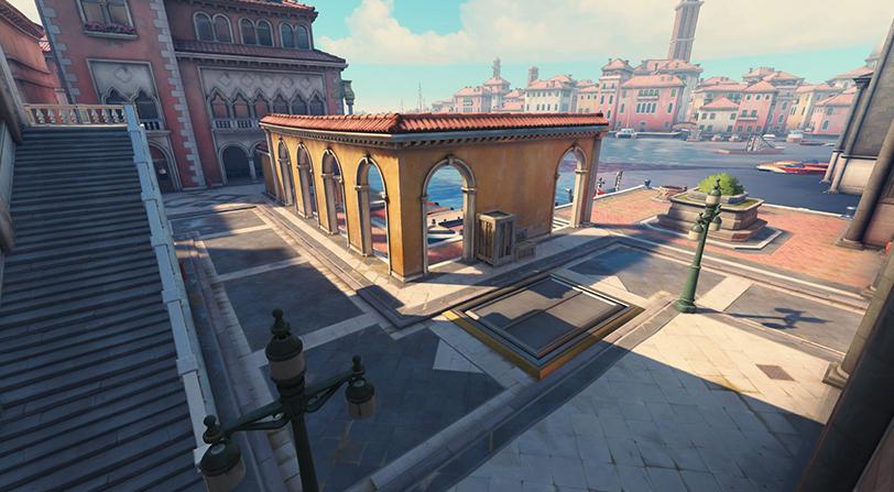 nuevo mapa Overwatch Rialto