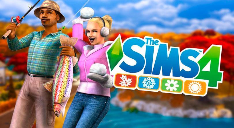 Lanzamiento Sims 4 Estaciones