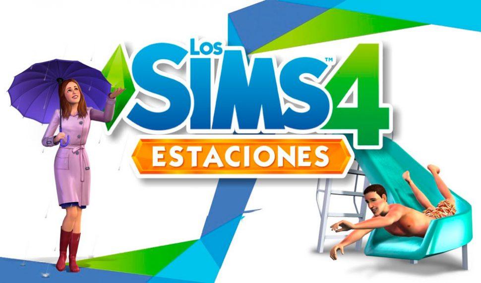 Llega la revolución meteorológica a los Sims 4