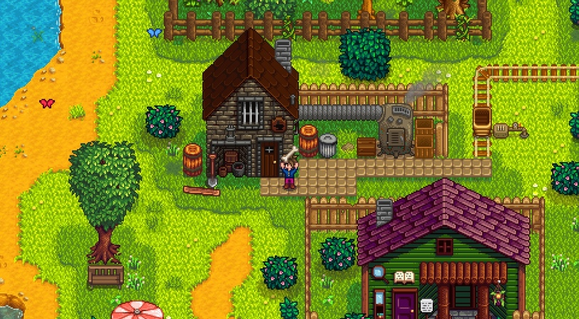 Stardew Valley PlayStation Vita