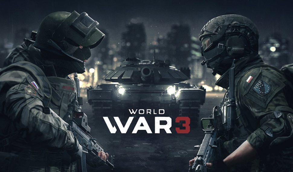 Revelado el primer tráiler de World War 3