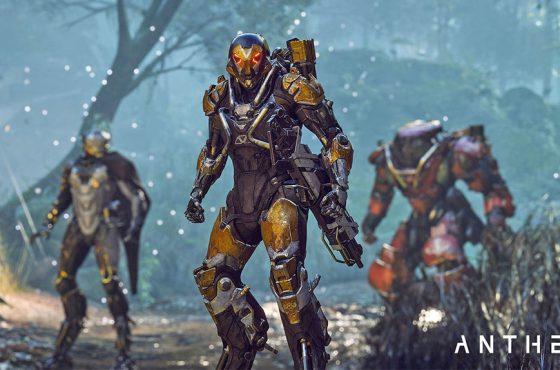 Anthem comienza a anunciar su llegada al próximo E3 2018
