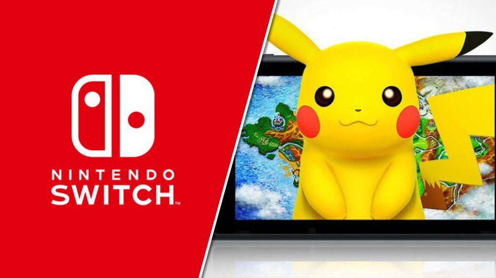 anuncio pokemon nintendo switch