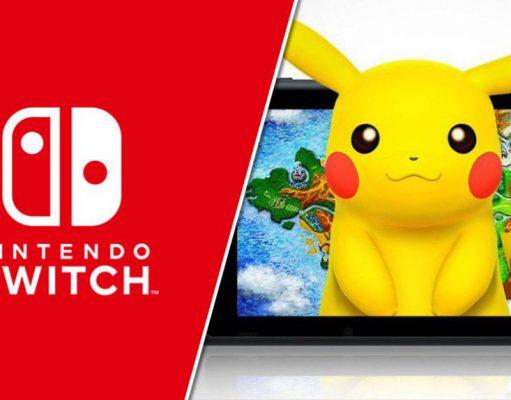 anuncio pokemon nintendo switch