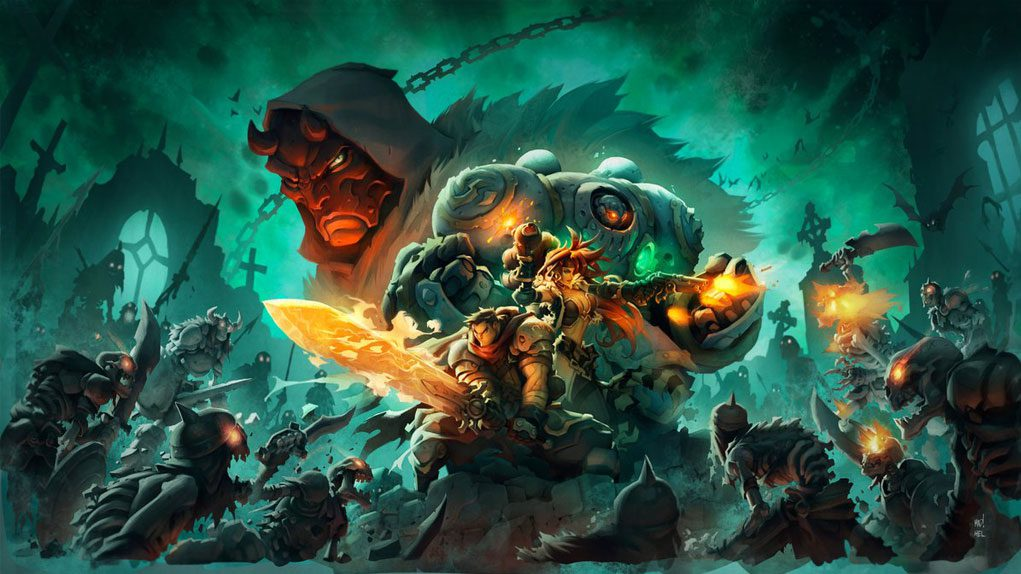 Battle Chasers Nightwar Switch