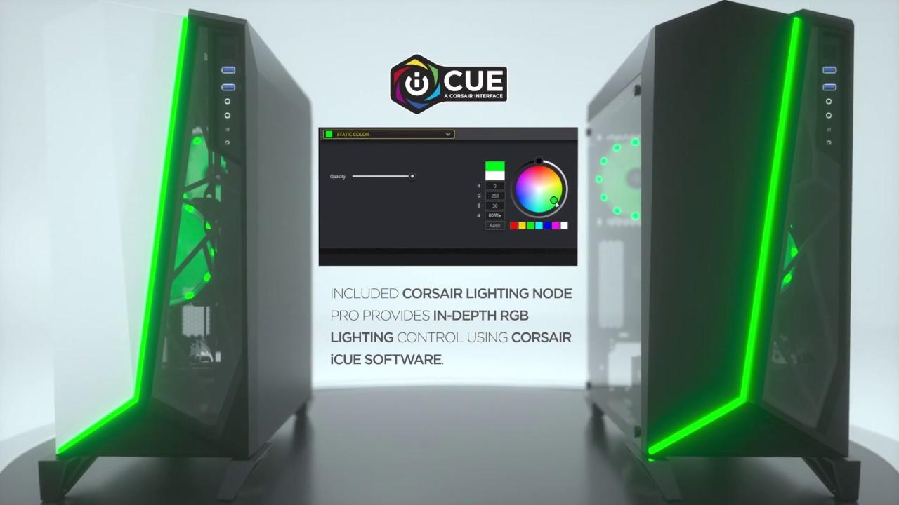 Nuevo chasis Series SPEC-OMEGA RGB