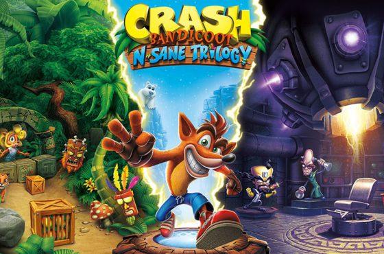 Crash Bandicoot adelanta su lanzamiento para Nintendo Switch, Xbox One y PC