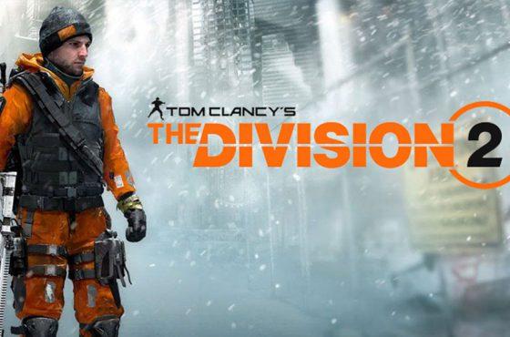 Ubisoft confirma que The Division 2 llegará antes del mes de abril de 2019