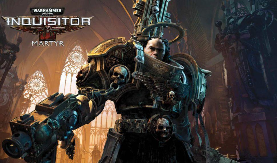 Anunciado el lanzamiento en consolas de Warhammer 40.000: Inquisitor – Martyr
