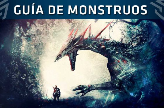 GUÍA DE MONSTRUOS: Monster Hunter World Dragones Ancianos