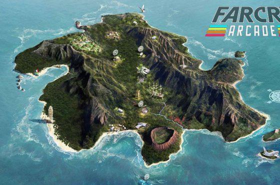 Un jugador recrea la isla de la serie «Perdidos» (Lost) en el modo Arcade de Far Cry 5