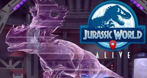 jurassic world alive juego