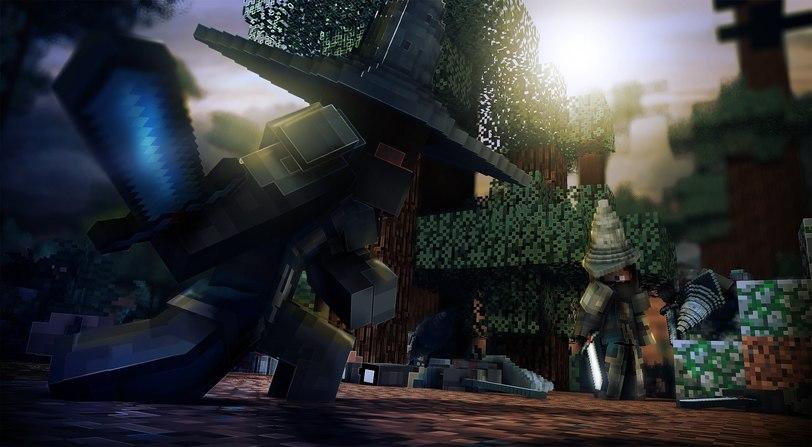 Actualización Minecraft Nintendo Switch Edition