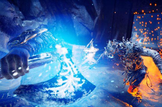Ya se encuentra disponible el Modo Foto de God of War