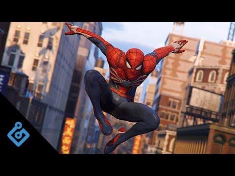 Cambio Hora Clima Spider-Man