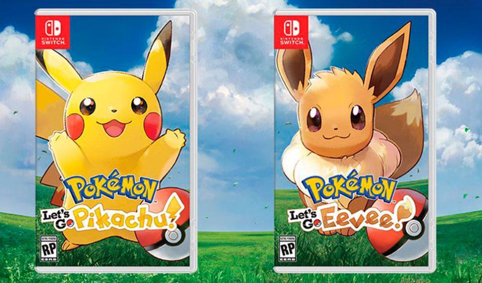 Pokémon Let's Go, la revolución Pokémon llegará al fin a Nintendo Switch