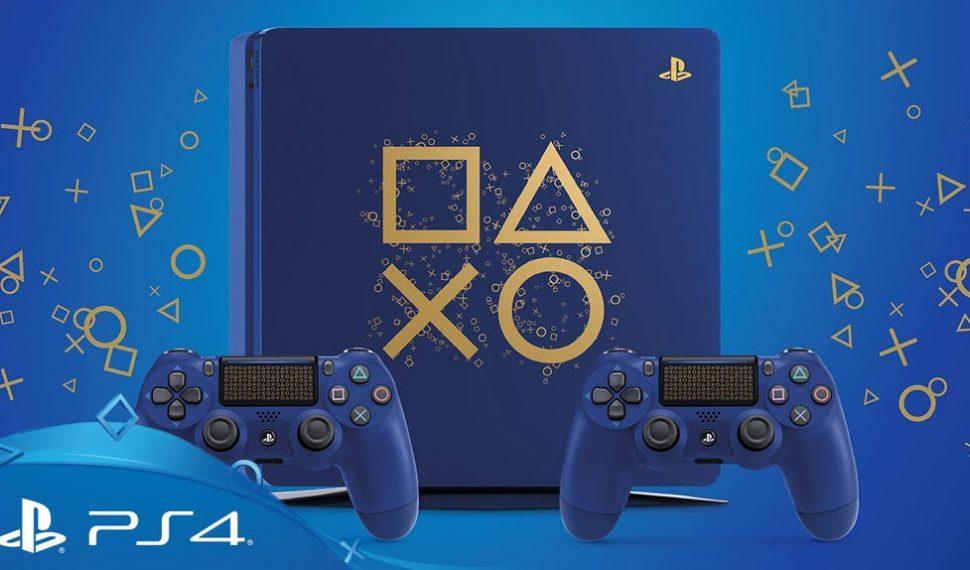 """Playstation celebra los """"Days of Play"""" con esta edición especial de PlayStation 4"""