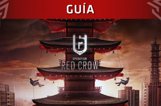 Guía de Rainbow Six Siege: Operadores del SAT, Operation Red Crow