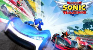 trailer team sonic racing