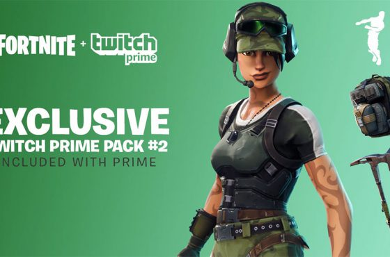 Las recompensas de Twitch Prime del mes de mayo con Fortnite y Call of Duty: WWII como protagonistas