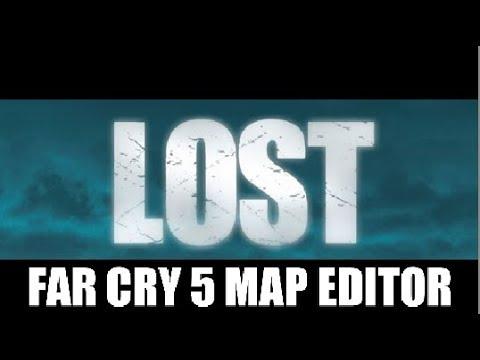 recrean isla perdidos far cry 5