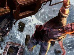 Nivel Tren Uncharted 2