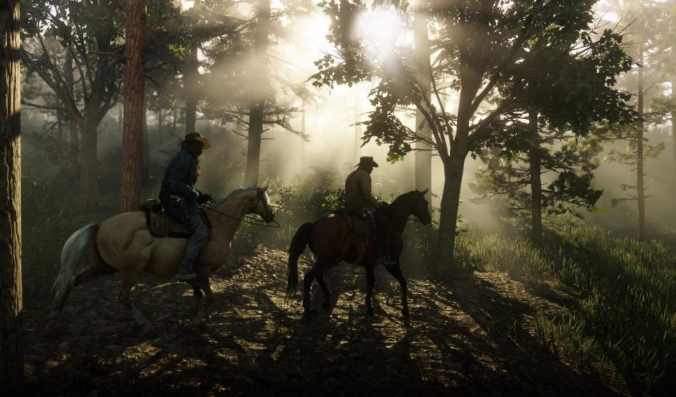 Red Dead Redemption 2 ¿también en PC?