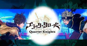 black clover quartet knights trailer