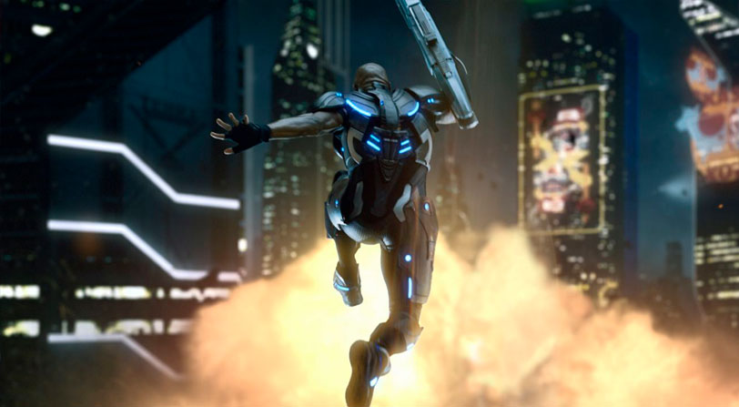 Crackdown 3 Retraso Salida 2019